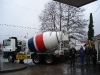 Delivery of cement